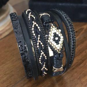 Express cuff bracelet